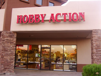 Hobby Action – Local & Online Hobby Store in Tempe, AZ 85283